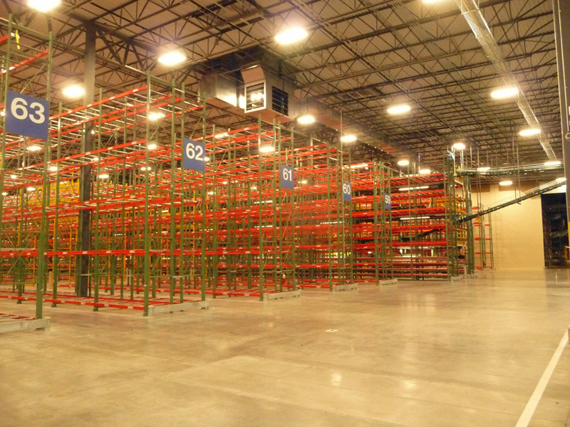 teardrop pallet rack - static gallery 1